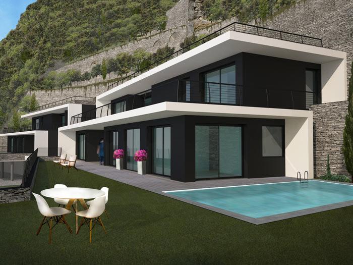 Real estate luxury touch for Appartamenti di lusso